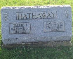Nellie Irene <I>Headington</I> Hathaway