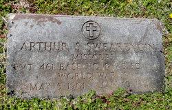 """Arthur S """"Art"""" Swearengin"""