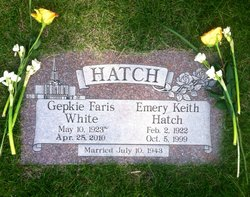 Emery Keith Hatch