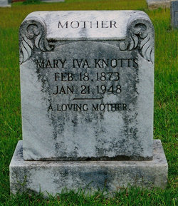 Mary Iva <I>Smith</I> Knotts