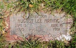August Lee Arning