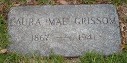 Laura Mae <I>Horton</I> Grissom