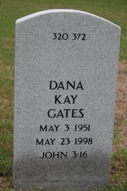 Dana Kay Gates
