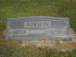 Earl Talmadge Bowman