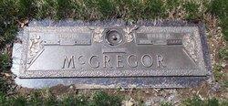 Willie Pearl <I>Whitehead</I> McGregor