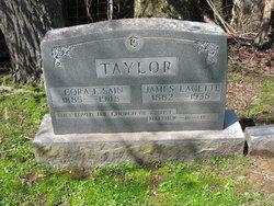 Cora Emaline <I>Sain</I> Taylor
