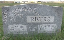 Auttie May <I>Sanders</I> Rivers