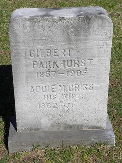 Gilbert Parkhurst