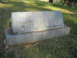 Fannie Bell Alexander