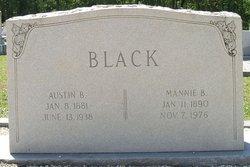 """Amanda """"Nannie"""" <I>Padgett</I> Black"""