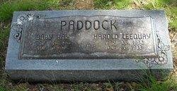 Harold Lee  Quay Paddock