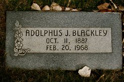 Adolphus John Blackley