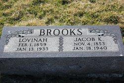 Jacob K Brooks