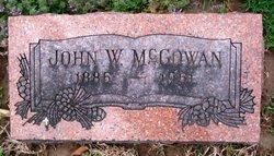 John Walter McGowan