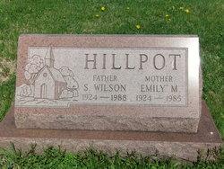 Emily M. <I>Erb</I> Hillpot