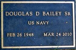 Douglas D Bailey, Sr