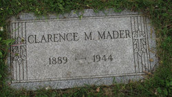 Clarence M. Mader