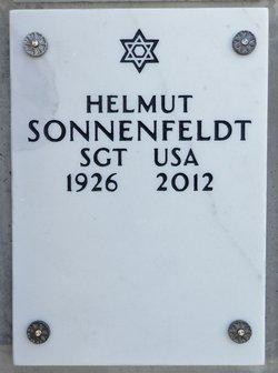 Helmut Sonnenfeldt