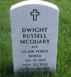 Dwight Russell McQuary