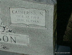 Catherine N. Hudson
