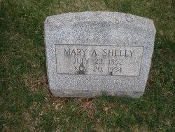 Mary Ann Landis <I>Shelly</I> Shelly