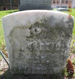 Capt John Hanna Reid