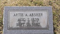 Artie Adeline <I>Blaylock</I> Absher
