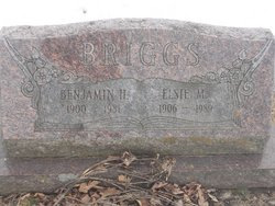 Benjamin Hollis Briggs
