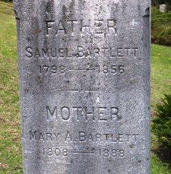 Mary Ann <I>McIntire</I> Bartlett