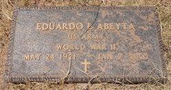 Eduardo L Abeyta