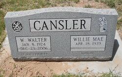 William Walter Cansler