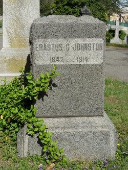 Erastus G Johnston