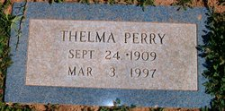 Thelma Perry