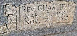 Rev Charlie M Bagley