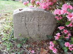 Elizabeth <I>Holman</I> Goodacre