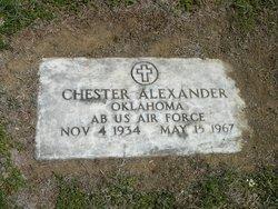 AMN Chester Alexander