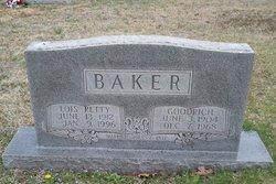 Goodrich Baker
