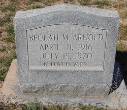 Beulah May <I>Skaggs</I> Arnold