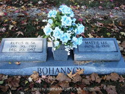 Mattie Lee Bohannon