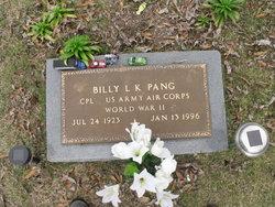 Billy L. K. Pang