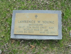 Lawrence W Young
