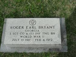Roger Earl Bryant