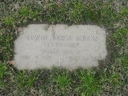 Edwin Lewis Meeks
