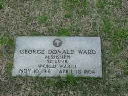 George Donald Ward