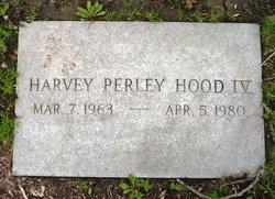 Harvey Perley Hood, IV