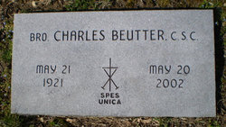 Br Charles Joseph Beutter