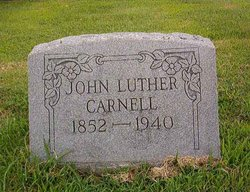 John Luther Carnell