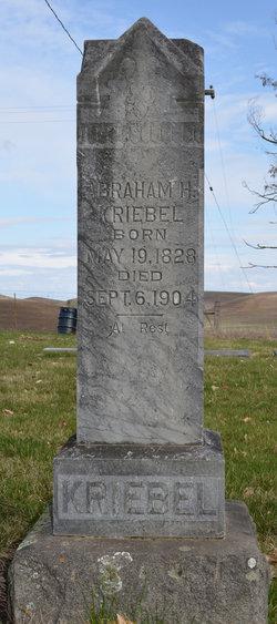 Abraham H. Kriebel