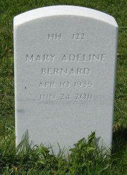 Mary Adeline <I>Coleman</I> Bernard