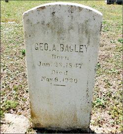 George A Bagley